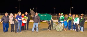 San Pail retirement at Kawartha Downs.